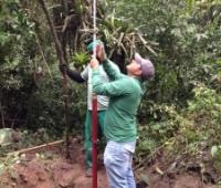 Rastreio, Localização, Identificação e Proteção de Marco Georreferenciado - Paranaguá.
